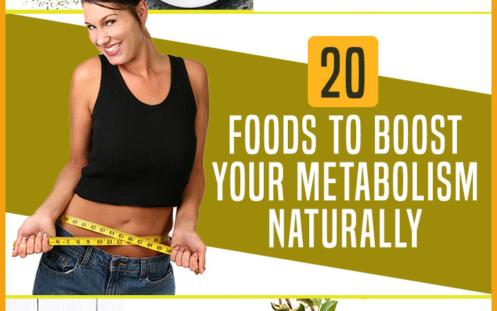 14 Best Foods To Increase Metabolism And Lose Weight Naturally
