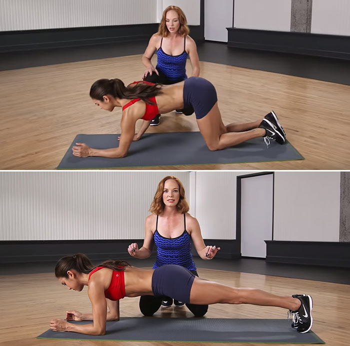 10 Most Effective Core Muscle Strengthening Exercises You Can Do At Home