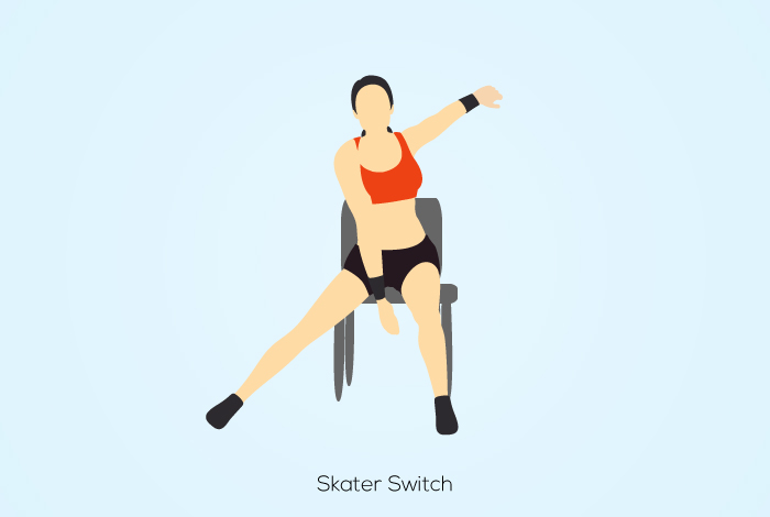 5 Best Chair Cardio Exercises To Burn Calories At Home