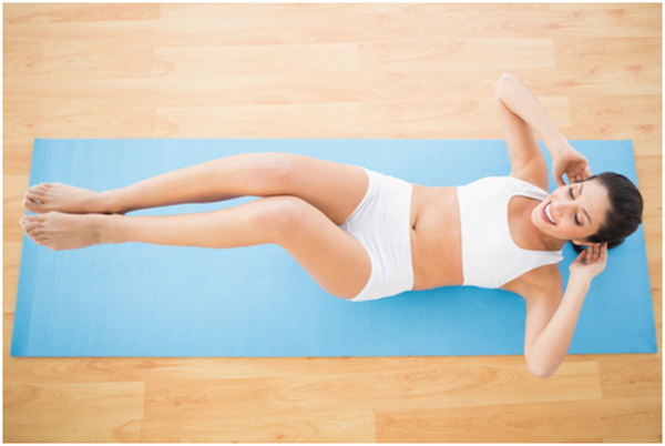 6 Different Kinds of Crunches And Their Benefits