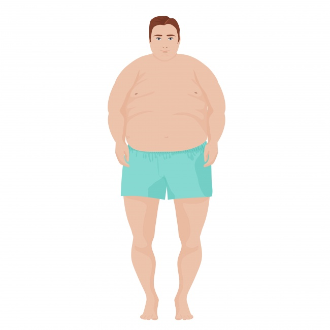 6 Types of Body Fat And How To Lose It