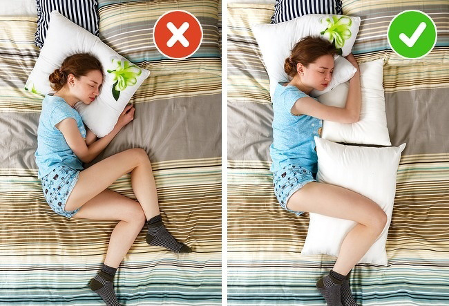 4 Healthiest Position To Sleep Without Harming Your Health