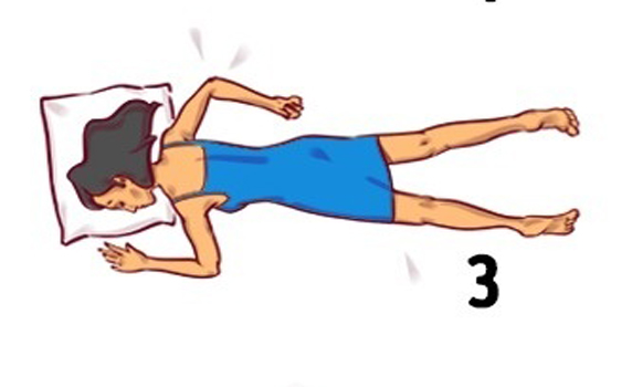 What Your Sleeping Position Say About Your Personality