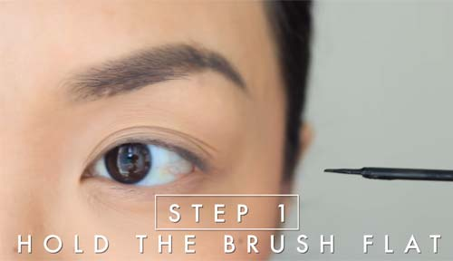 liquid eyeliner how to apply perfectly