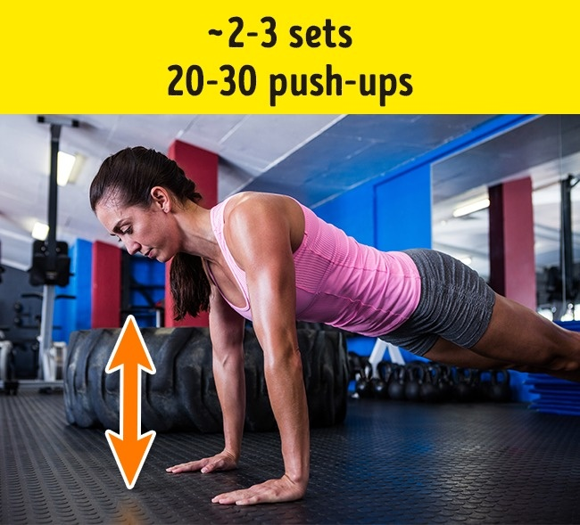 7 Effective Exercises to Get Rid of Folds on Your Back and Sides
