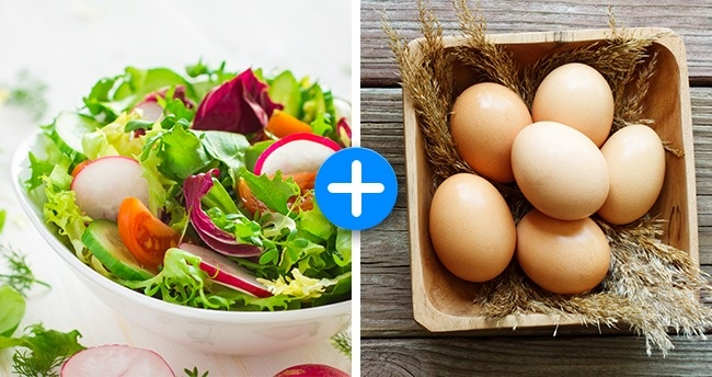 8 Product Combinations That'll Help You Lose Weight
