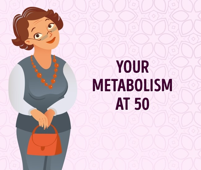 How Your Metabolism Works At A Certain Age & How To Increase It