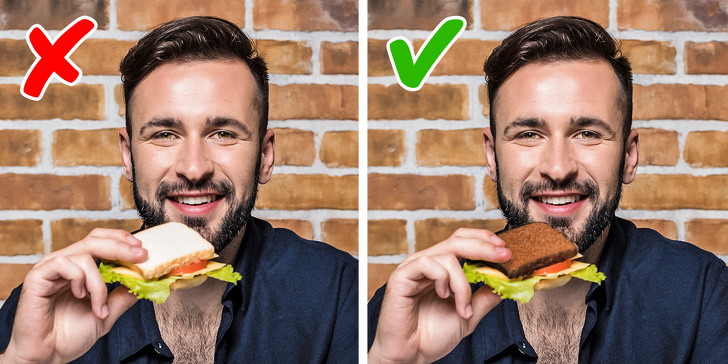 8 Eating Habits That Keep You Healthy And Fit After 40