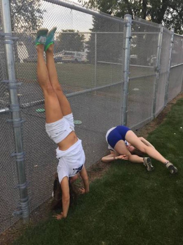 13 Photos That Prove There Are 2 Types of Girls in the World