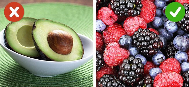 6 Foods You Should Never Eat if You're Trying to Lose Weight
