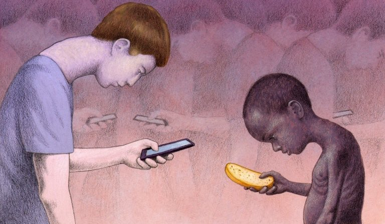 16 Deep Illustrations Explain the Harsh Truth About the World Today