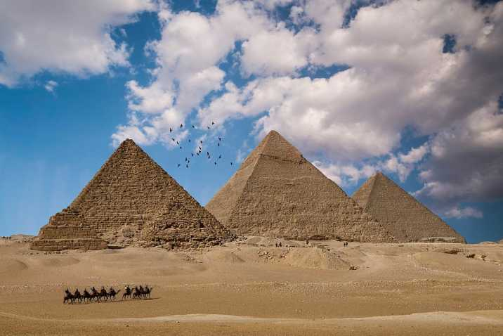 15 Unknown Facts About The Egyptian Pyramids