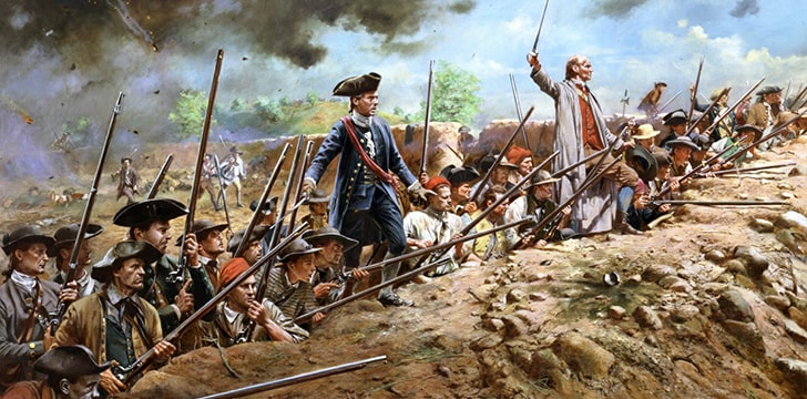 10 Historic Facts You May Not Know About The Battle of Bunker Hill