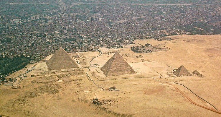 20 Mind-Blowing Facts About Ancient pyramids Very Few People Know