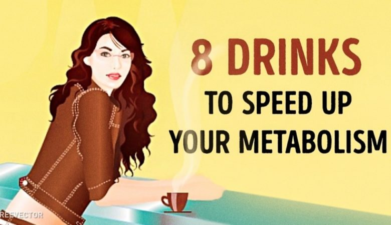 7 Metabolism-Boosting Drinks to Tone Up Your Body