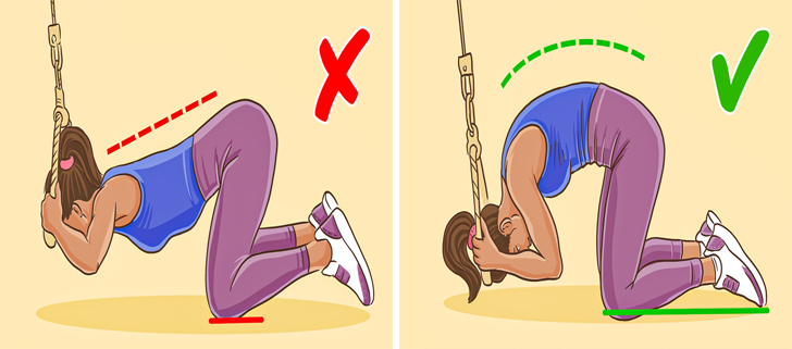 6 Mistakes We Need to Stop Making During Workouts
