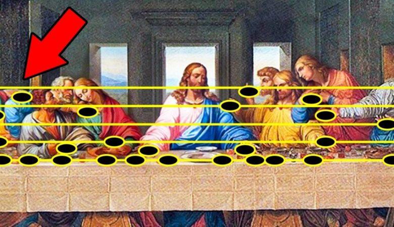 8 Hidden Mysteries in Famous Works of Art