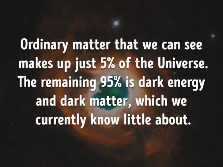 11 Curious Facts That Prove the Universe Is Still Full of Surprises