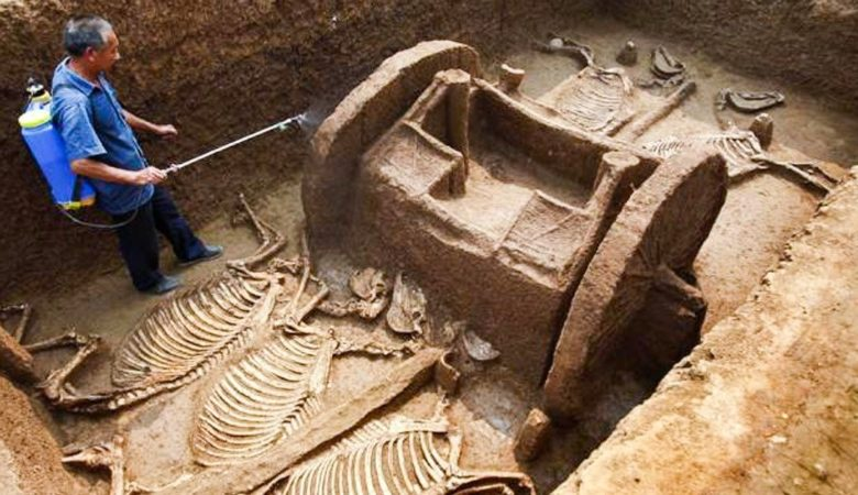 7 Great Archaeological Discoveries That Were Found By Accident