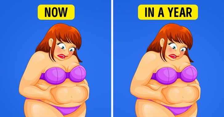 5 Common Reasons Why You're Not Losing Weight
