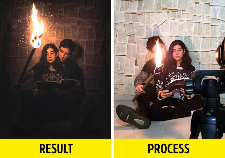 A Photographer Shows Behind Side of Glamorous Instagram Photos