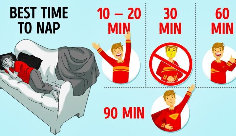 This Happens To Your Body When You Take A Nap