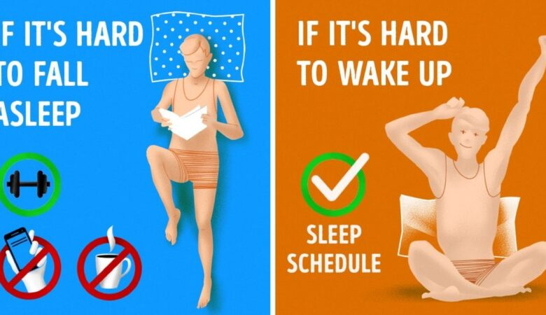 9 Scientific Tips to Improve And Fix All Your Sleep Problems