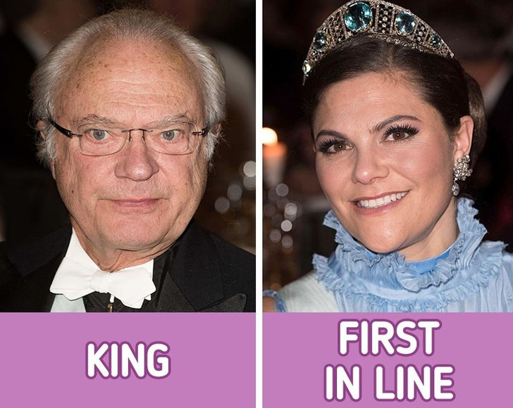 Here's What Royal Descendants Look Like
