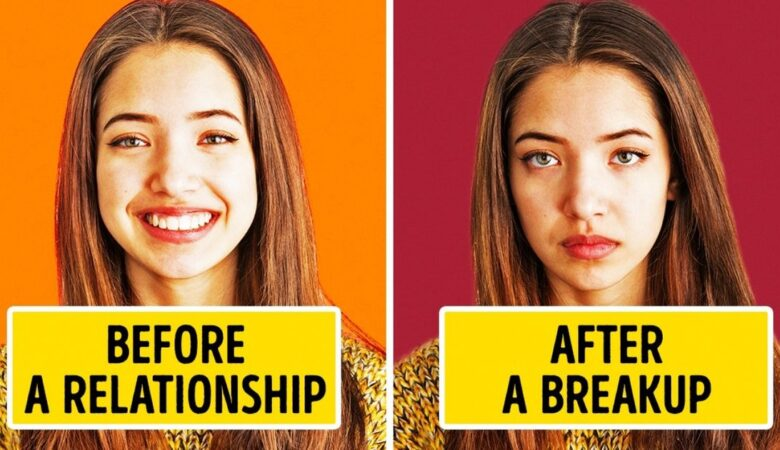 5 Ways Our Body Reacts to Breakups