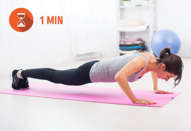 5 Simple Workout That Can Transform Every Part Of Your Body In 4 Weeks