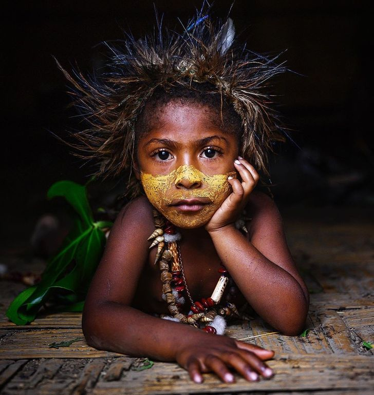 A Photographer Shows What Childhood Looks Like in Different Parts of the World