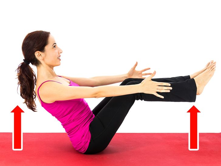 5-Minute Exercises to Make Your Belly Fat Melt Like Snow