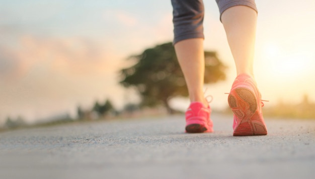 This Is Exactly How Far You Should Walk Each Day