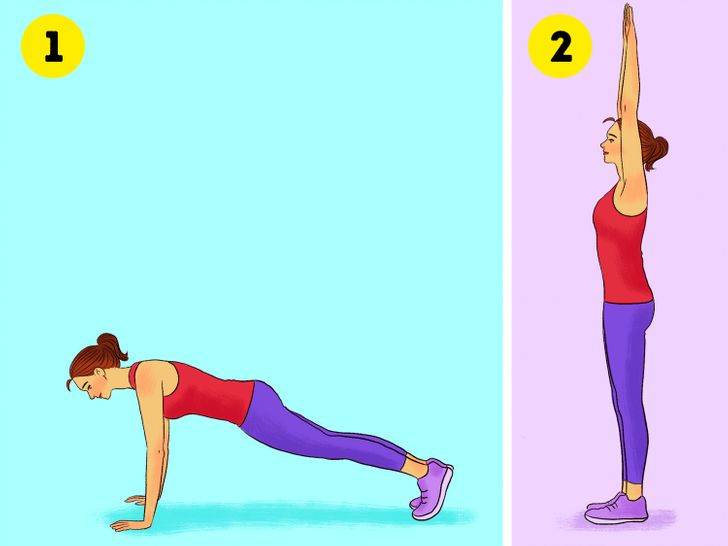 3 Cardio Exercises for Home That Burn Most Calories Than Running
