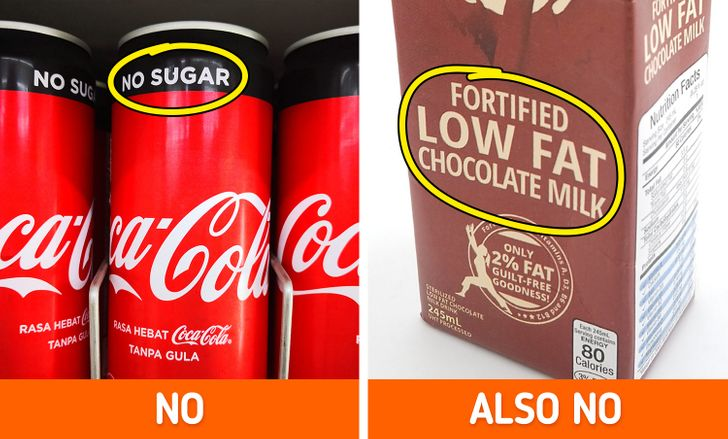 Nutritionists Share 7 Products They Would Never Eat