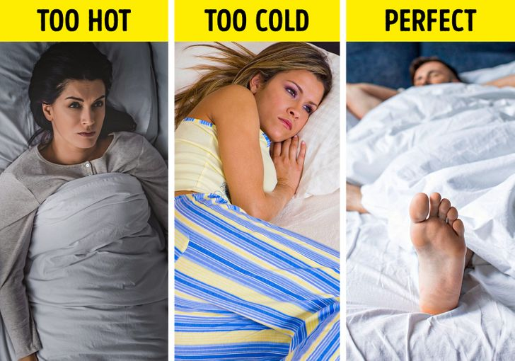 Why We Can't Help Sticking Our Foot Out of Bed at Night