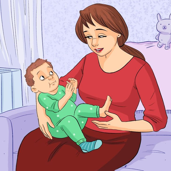 6 Pressure Points to Help Calm a Baby Down and Relieve Discomfort