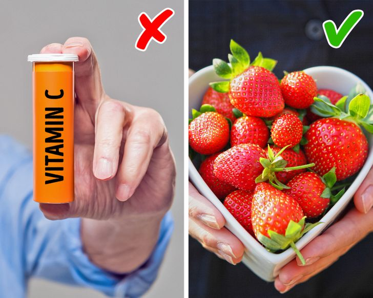4 Vitamins and Supplements That Are Useless and 4 That Are Safe
