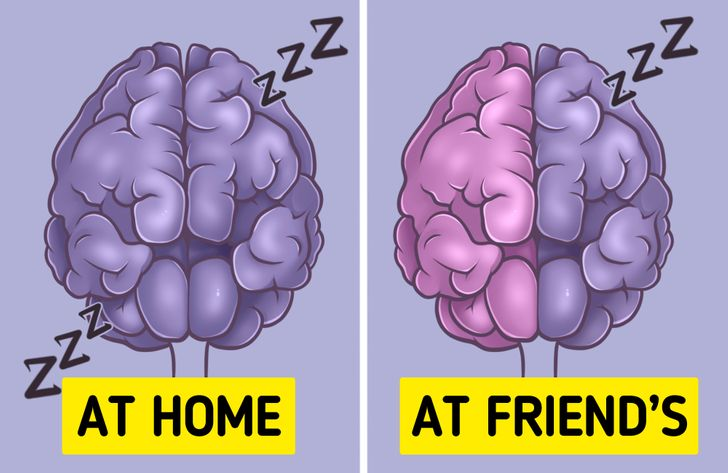 What Happens to Your Body When You Sleep in a New Place