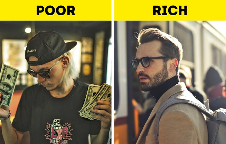 6 Differences Between the Habits of the Rich and the Poor That Explain a Lot