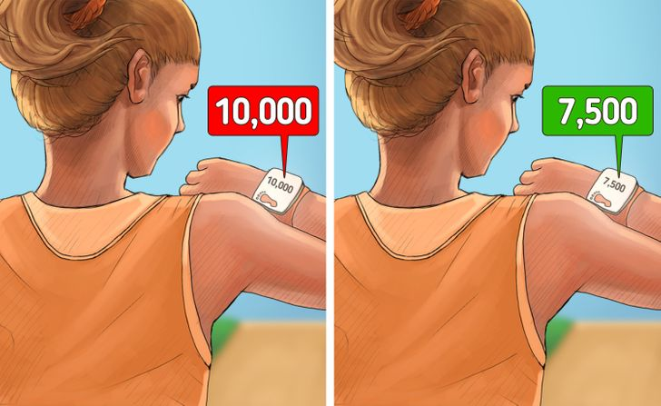 How Many Steps You Really Need to Take a Day to Stay Healthy