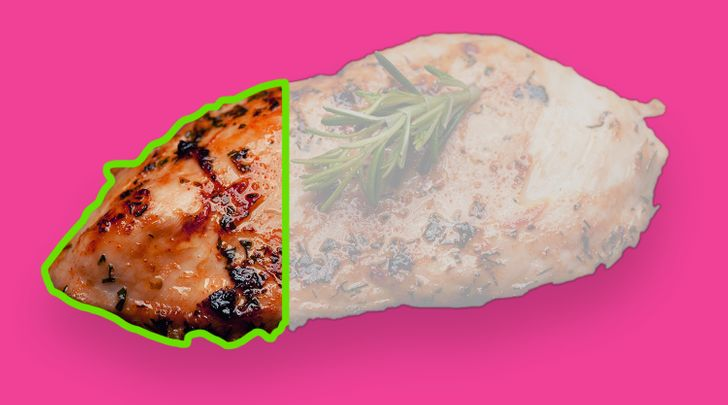 What 100 Calories Looks Like in 10 Popular Foods