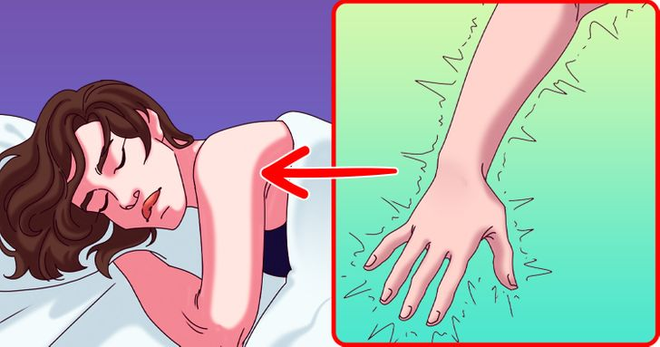 Why Your Arms Go Numb When You Sleep and How to Stop It