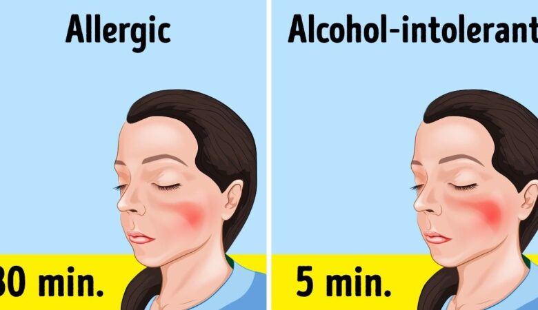 5 Signs of Alcohol Intolerance You Might Be Unaware Of
