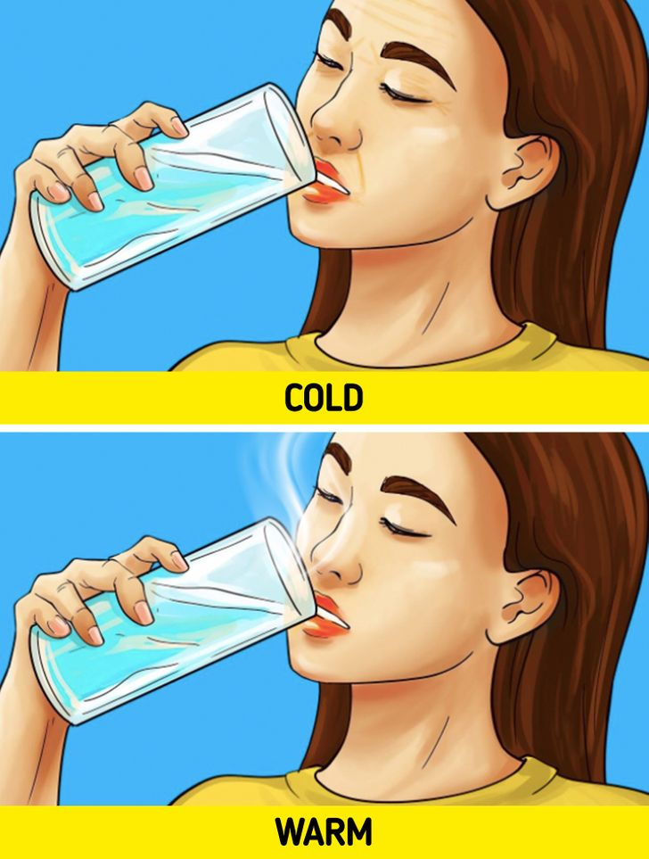 What Can Happen to Your Skin If You Drink Warm Water Every Day