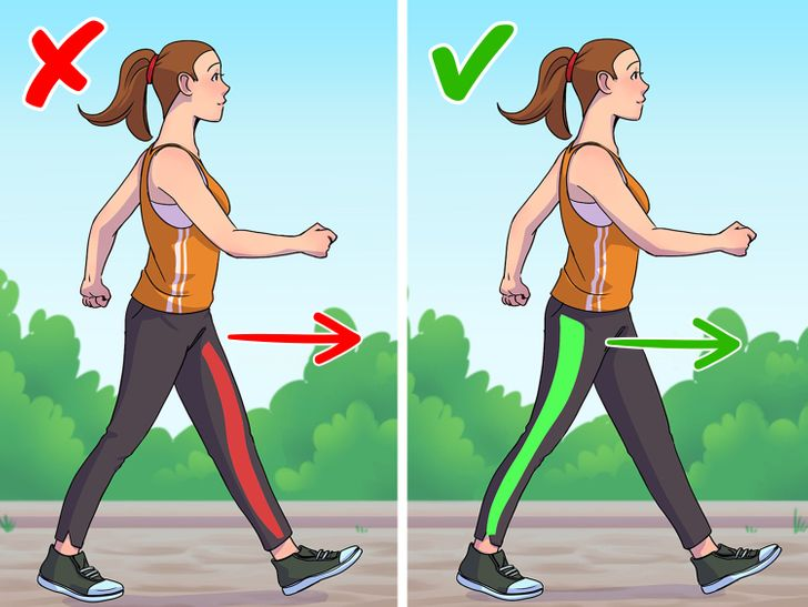6 Walking Mistakes We Unintentionally Make That Can Ruin Our Health