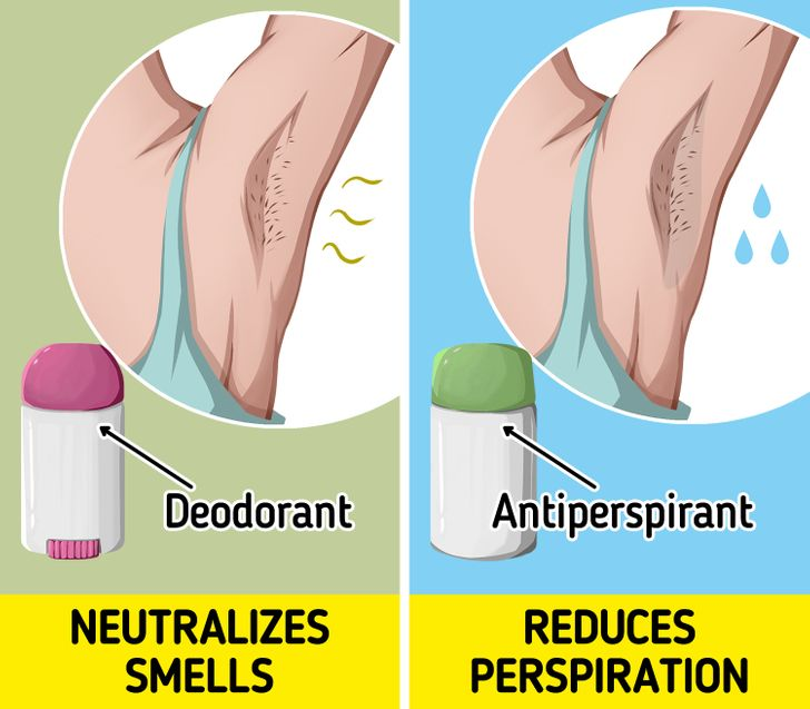 6 Daily Habits That Can Make Deodorant Less Effective