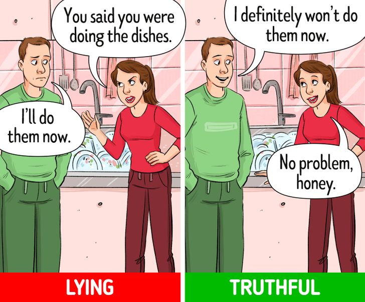 What Could Happen If We Decided to Speak Only the Truth With Everyone