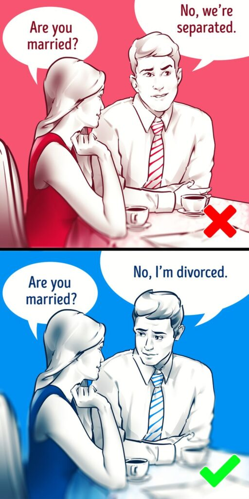 Psychologists and Divorce Lawyers Recommend Asking 6 Special Questions on a First Date